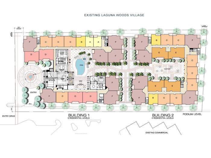 Laguna Woods - Laguna woods village floor plans